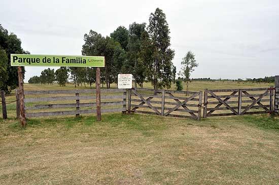 Quejas de vecinos: piden ingresar al Parque de la Familia