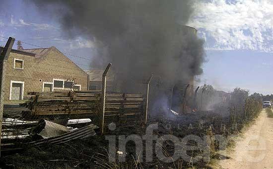 Por incendios forestales se quemaron unas 170 hectáreas