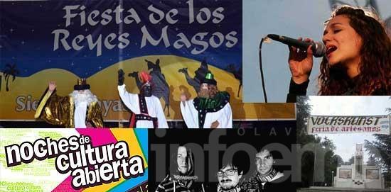 La Fiesta de Reyes Magos le pone color y alegría a la primera agenda del año