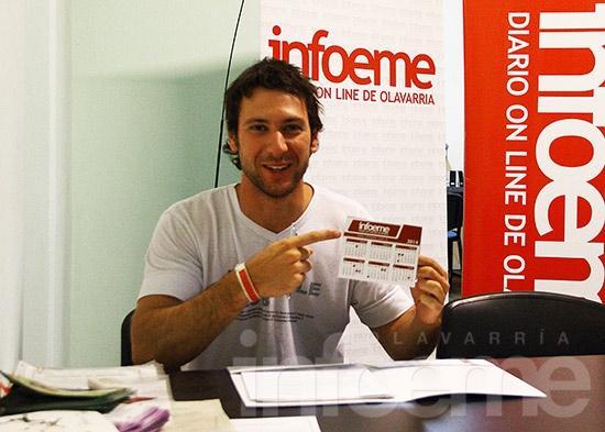 Infoeme renovó acuerdo como sponsor de Pezzucchi para el TC