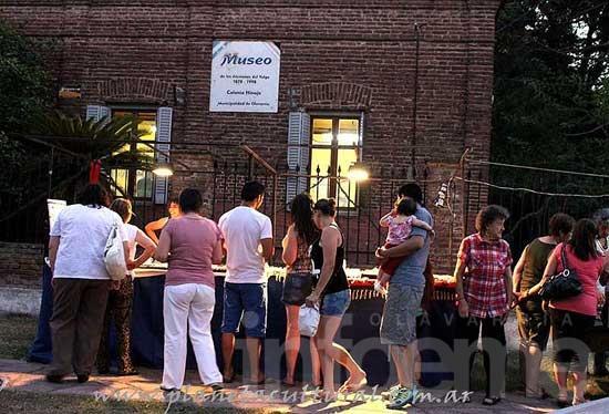 Colonia Hinojo celebró sus 136 años de vida