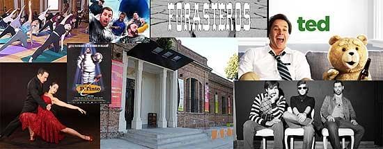 Múltiples propuestas nocturnas invaden el Centro Cultural