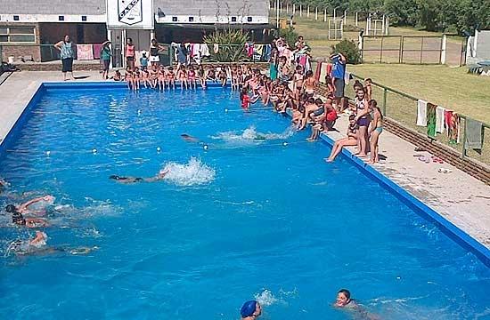 El CEC 803 arrancó las actividades de verano
