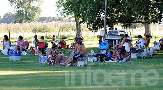 Se viene la fiesta del Camping en Colonia San Miguel