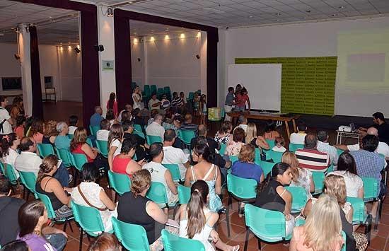 Se realizó el sorteo para las instituciones que participarán de los Corsos 2014