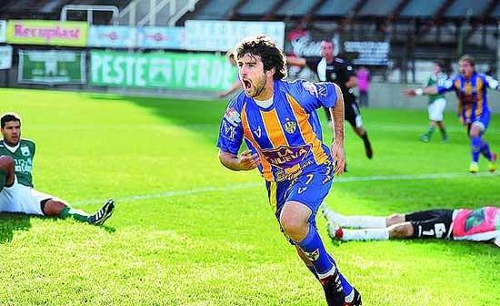 Nicolás Mamberti, nuevo refuerzo Chaira