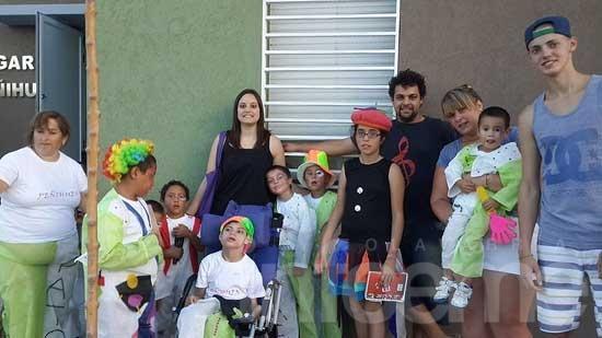 Jornada solidaria de Rotaract Club Olavarría Norte