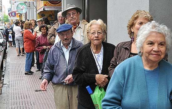 El Municipio busca que se agilice el cobro de los jubilados