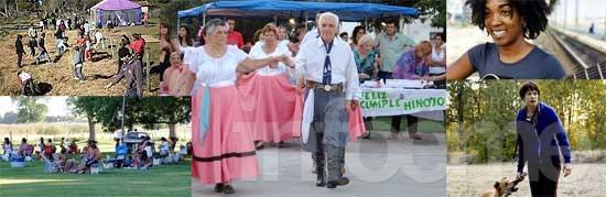 Las localidades se visten de fiesta en el fin de semana