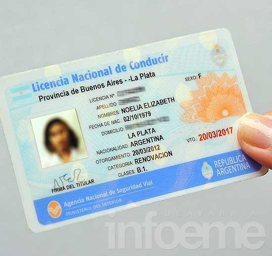 Recomiendan sacar turnos para las licencias de conducir semanas antes del vencimiento