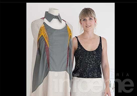 Diseñadora de moda local seleccionada para el BAFWeek