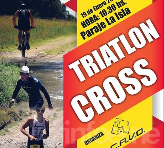 Nuevo triatlón del CAVO