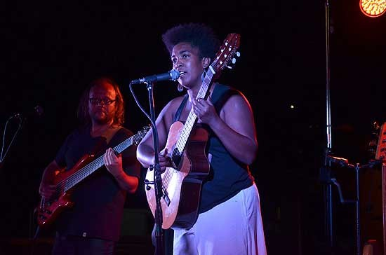 De La Habana a Olavarría: Yusa brilló en el Centro Cultural