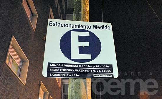 Estacionamiento Medido: en febrero arrancan las multas
