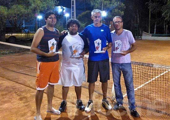 Gosella y Pizzano, campeones