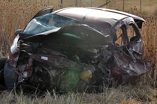 Familia olavarriense sufrió un grave accidente: dos muertos