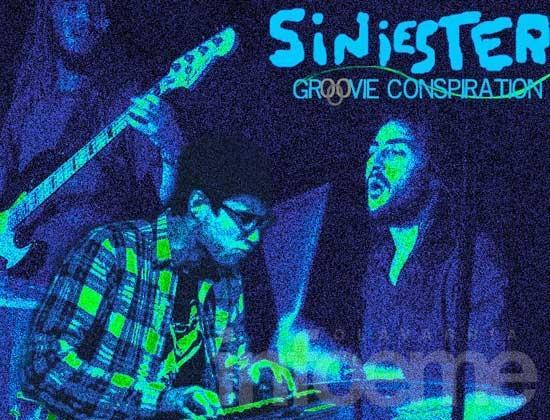 Cine pochoclero y música de Siniester groovie conspiration en el Centro Cultural