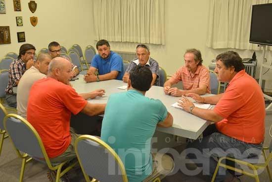 """Barrio Cnel. Dorrego: anuncian obras """"sujetas al presupuesto"""""""