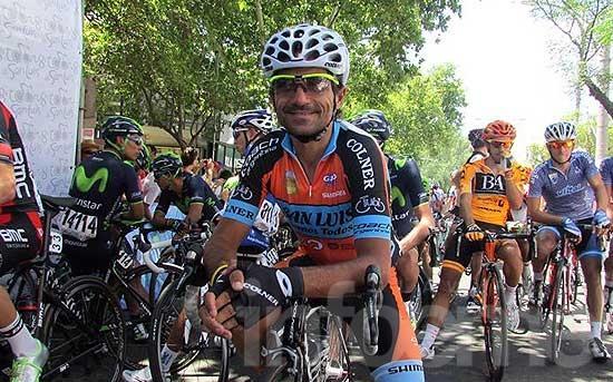 Messineo se bajó del Tour de San Luis tras la caída
