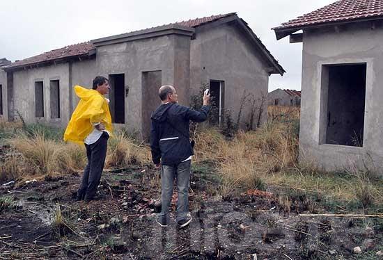 Realizaron el relevamiento de las obras en el Pikelado
