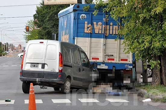 Fatal accidente se cobró la vida de un ciclista