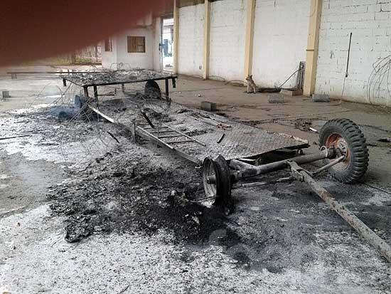Momo precoz: se quemó antes que empiecen los corsos