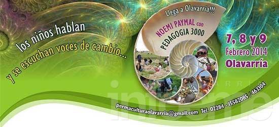 Pedagogía 3000 llega a Olavarría
