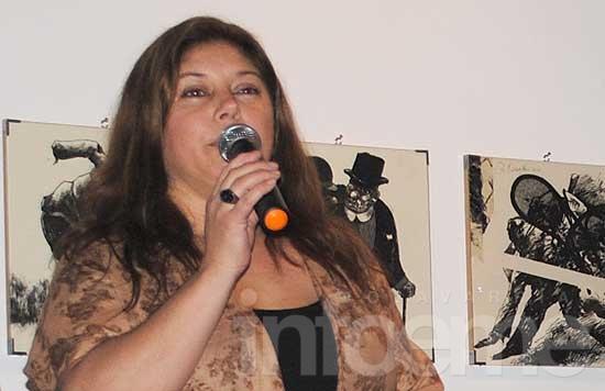Celia Nemoz deja la dirección del Mapda
