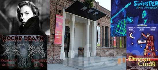 Las propuestas del Centro Cultural resaltan en un fin de semana apagado por la suspensión de los Corsos