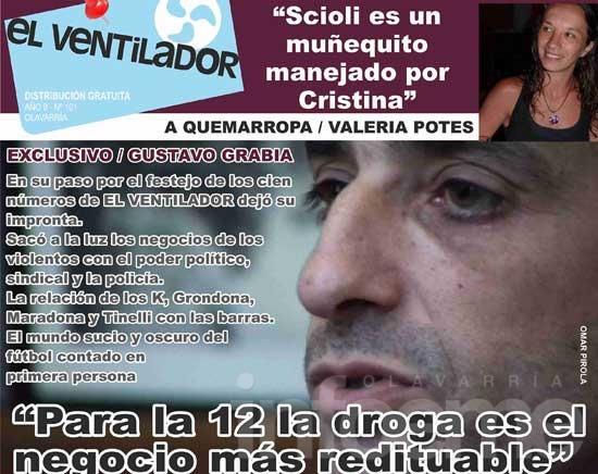 """""""En Sudáfrica hubo barras bancados por la AFA y Maradona"""""""