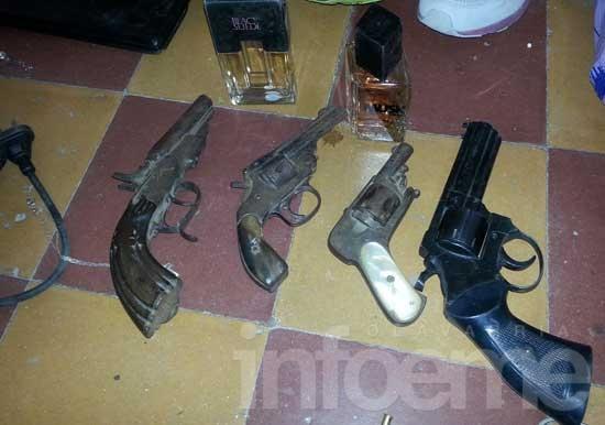 Esclarecen dos robos ocurridos en Sierra Chica