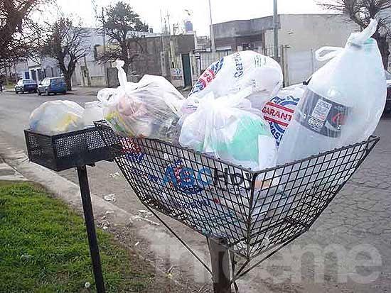 En Olavarría se generaron 102 toneladas de residuos por día en el 2013