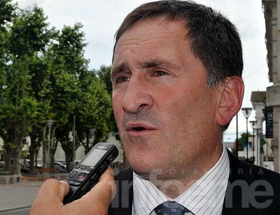 El ex fiscal Tourné asumirá en Protección Ciudadana