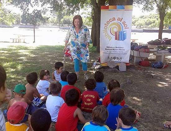 Maribel García llevó las historias de los Pueblos a Córdoba