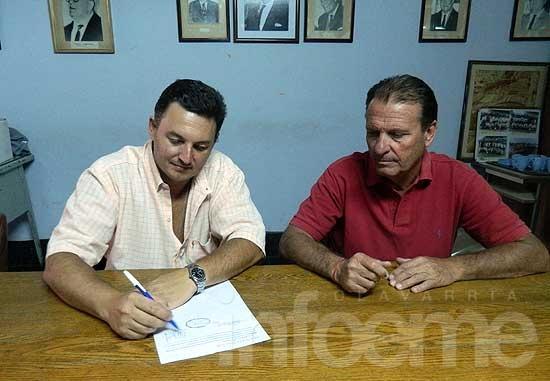 Convenio entre Racing y Mariano Moreno