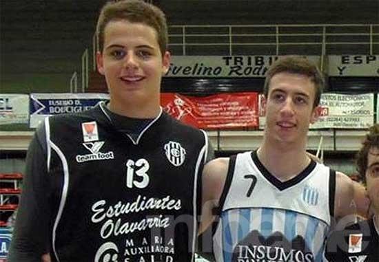 Sansimoni y Galardo en la preselección nacional U18
