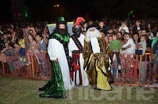 Se palpita la 50ª Fiesta de los Reyes Magos
