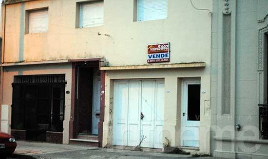 Fuerte caída de la venta de propiedades en la Provincia