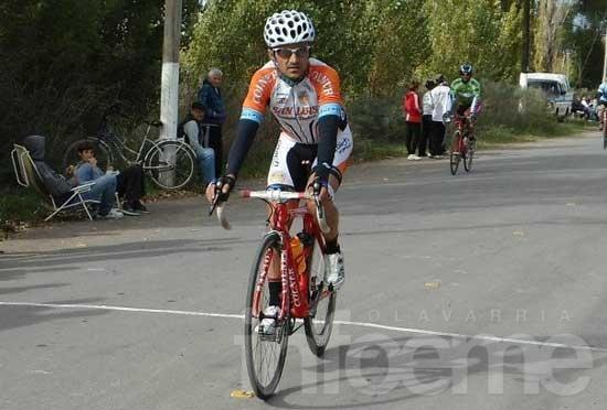 Leandro Messineo será parte del Tour de San Luis