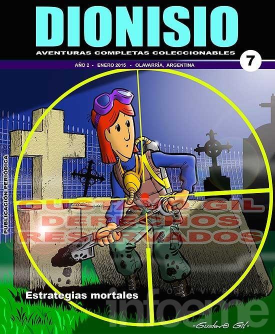 Nuevo número de Dionisio