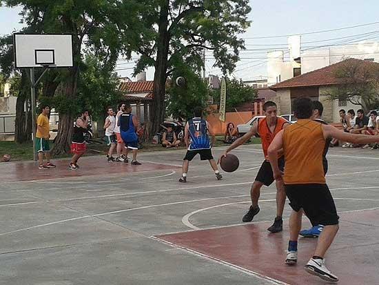 Se pone en marcha la actividad deportiva de verano