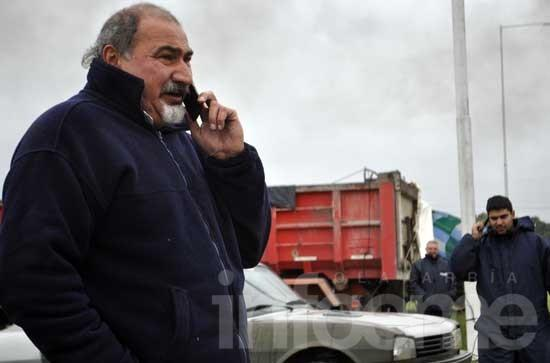 Fuerte conflicto entre el Sindicato de Camioneros de Olavarría y una empresa
