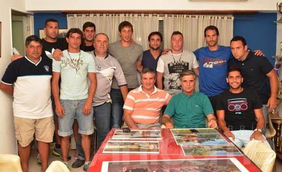 El Fortín presentó a las caras nuevas y sus proyectos futbolísticos
