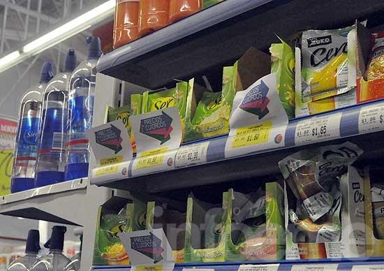 Lanzarán Precios Cuidados 2015 con aumentos de hasta un 5%
