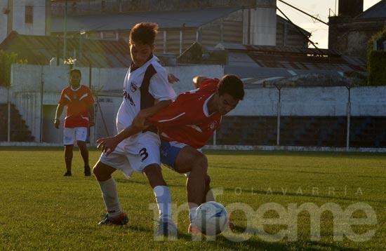 El Fortín goleó a Sportivo Argentino de Pehuajó