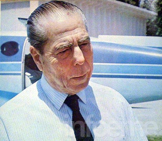 Recuerdan a Don Alfredo Fortabat a 39 años de su fallecimiento