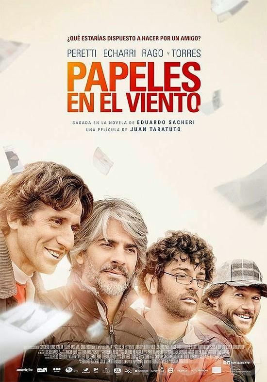 """Llega """"Papeles en el viento"""" al Cine Paris"""