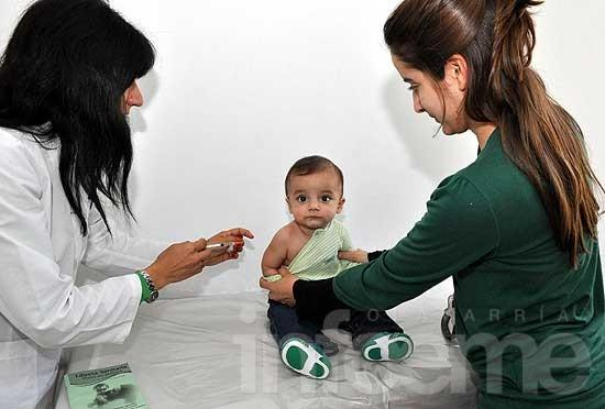 Incorporan la vacuna contra el Rotavirus al Calendario Nacional