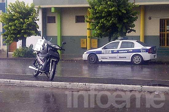 Un menor herido al ser atropellado por una moto