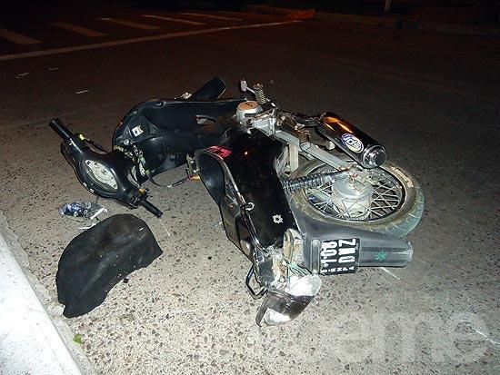 Murió la mujer accidentada en el barrio Mariano Moreno